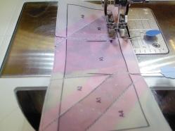 sew segments together