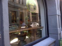 Dear me - restaurant front
