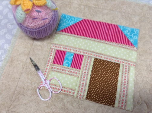 Charity quilt Meander quilters