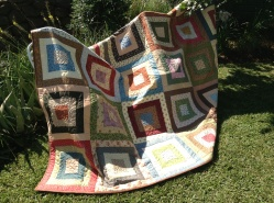 Three friends quilt