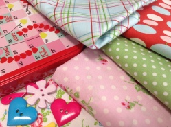 Dots quilt - shopping
