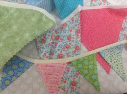 Bunting for LookC Lemonade stand