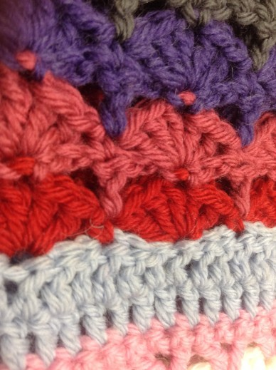Crochet along II